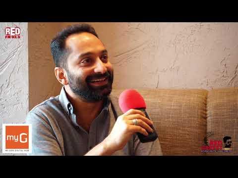 Fahad Fasil | Kumbalangi Nights | Red Carpet | RJ Mike | Red FM Malayalam