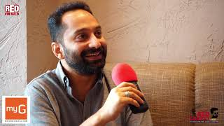 Fahad Fasil | Kumbalangi Nights | Red Carpet | RJ Mike | Red FM Malayalam
