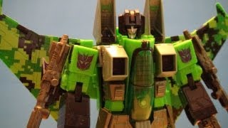 TRANSFORMERS MASTERPIECE ACID STORM TOYS-R-US EXCLUSIVE TOY REVIEW