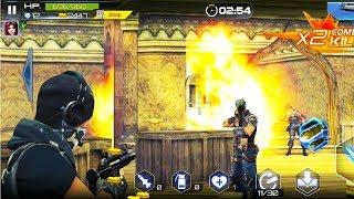GUN WAR Android iOS GamePlay HD