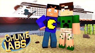 Minecraft: VIAGEM DE CRUZEIRO! (Chume Labs 2 #34)
