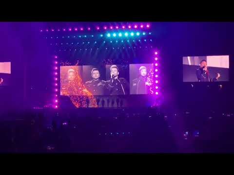 Westlife - Hello My Love (The Twenty Tour Singapore 10 Aug 2019)