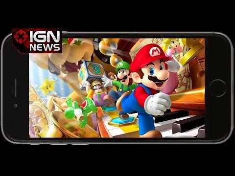 Nintendo Announces Plans to Develop Smartphone Games - IGN News