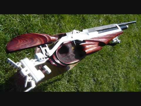Custom Scale Stock By Lp Gunstocks Youtube