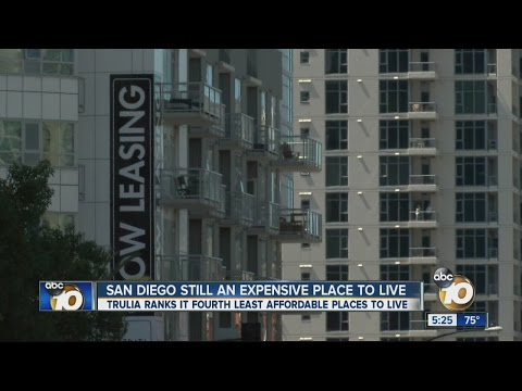 The cost to live in San Diego continues to rise