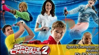 Sports Champions 2 [Análisis]