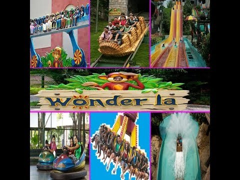 WONDERLA bengaluru | India's largest AMUSEMENT PARK| Don't miss | The biggest THEME PARK of India |