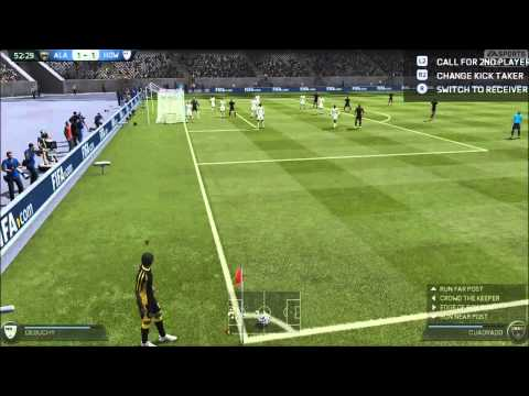 FIFA 15 - MY ULTIMATE TEAM - GAMEPLAY