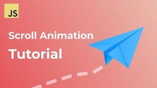 Javascript Scroll Animation Tutorial | GSAP and ScrollMagic Tutorial