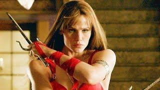 ELEKTRA Clips + Trailer (2005) Jennifer Garner