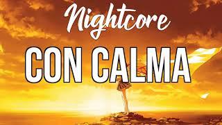 Nightcore Con Calma Daddy Yankee, Snow.mp3