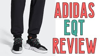 Adidas EQT Basketball ADV Shoe Review + Unboxing