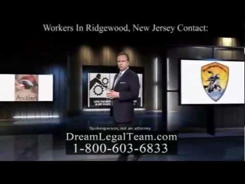Workers Compensation Lawyer Ridgewood NJ (800) 603-6833 New Jersey