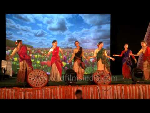 Dance on medley of Assamese albums