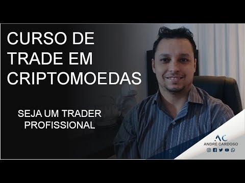 Curso de Trade em Criptomoedas: Seja um Trader Profissional