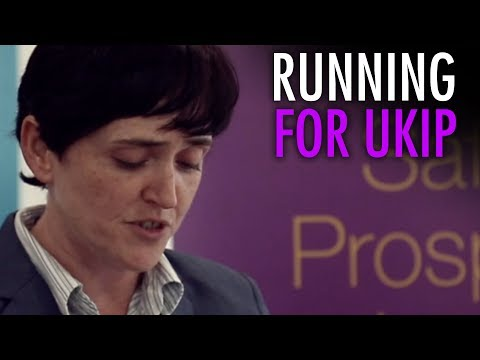 Anne Marie Waters unveils UKIP election manifesto