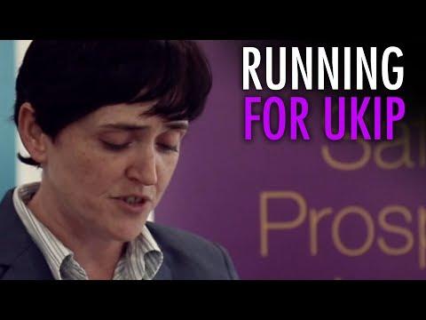 Anne Marie Waters unveils UKIP election manifesto