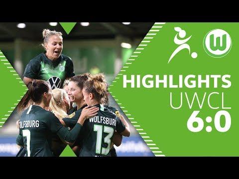Vfl Wolfsburg – Twente Enschede 6:0 | Highlights | Uefa Women's Champions League