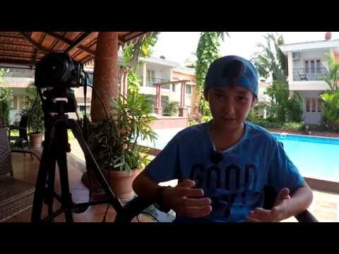 Как снимать видео на Canon EOS 450D