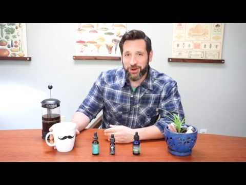 CBD and other natural remedies for anxiety.
