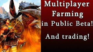 Titan Quest Atlantis  Multiplayer Megafarming And Trading!