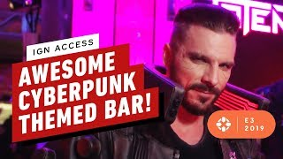 Cyberpunk 2077 Brought to Life at E3 2019! - IGN Access