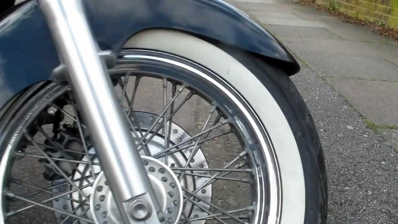 Honda Shadow Vt750 Ace C2 Youtube