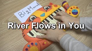 Yiruma River Flows in You Cat piano cover.mp3