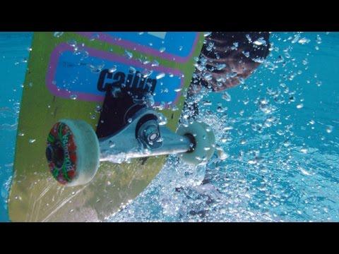 Wet Dream: A Skateboard Tale (Trailer)