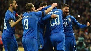 Inghilterra vs Italia 1 1 • Goal e Highlights • Amichevole 2017/18