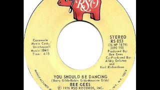 Bee Gees - You Should Be Dancing (Dj