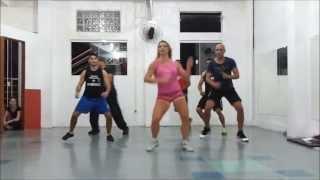 Zumba Fitness - I Cry - Flo Rida