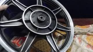 Литые диски на мотоцикл ИЖ.(, 2017-01-24T18:28:11.000Z)