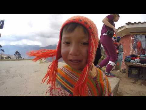 Backpacking PERU 2016!!! (GoPro HD)