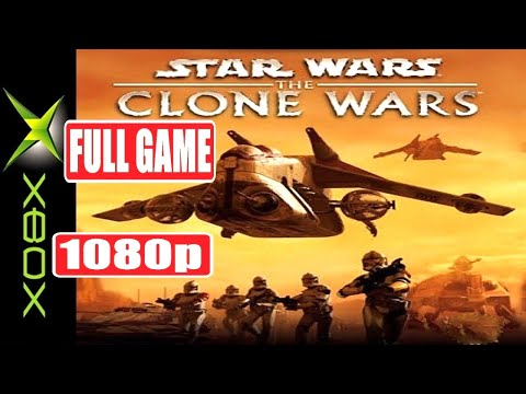 Star Wars: The Clone Wars | FULL GAME | 1080p [XBOX] NoCommentary Walkthrough
