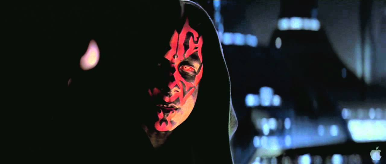 Star Wars Episode 1 Trailer