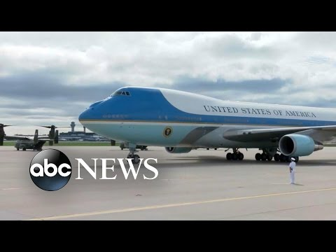 Donald Trump Sparks Debate Over Air Force One