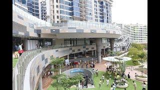 【榜鵝水濱坊】Waterway Point Punggol 新加坡最有藝術氣息的休閒與購物地點