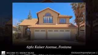 6561 Kaiser Ave, Fontana, Realty World, Realty World All Stars. San and Cheree Griffith