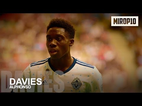 ALPHONSO DAVIES ✭ VANCOUVER WHITECAPS ✭ THE CANADIAN WONDERKID ✭ Skills & Goals ✭ 2017/2018 ✭