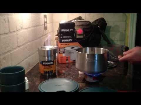 Stanley PREP+Cook Set - YouTube