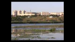 Южноукраинск - город над Бугом.