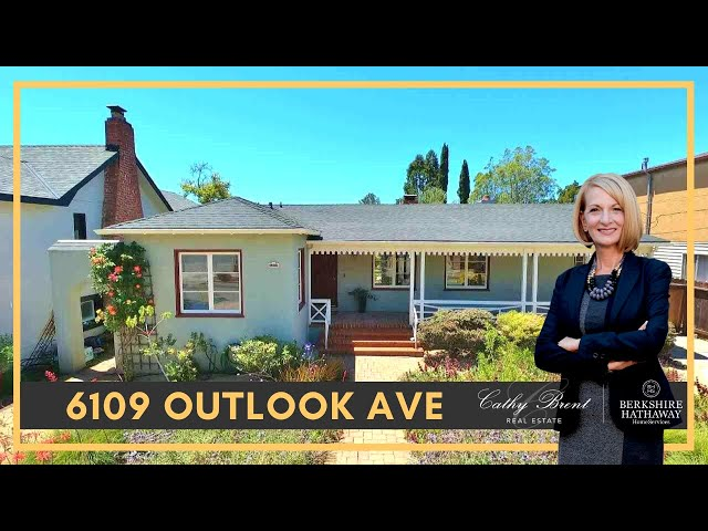 6109 Outlook Avenue, Oakland, CA 94605  | Cathy Brent Real Estate