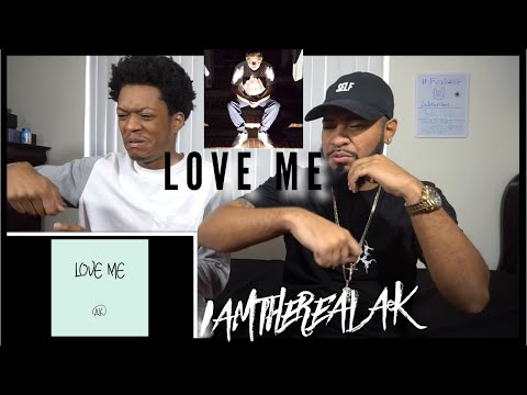 FIRST SINGLE!!!! IAMTHEREALAK - LOVE ME (Official Audio)REACTION