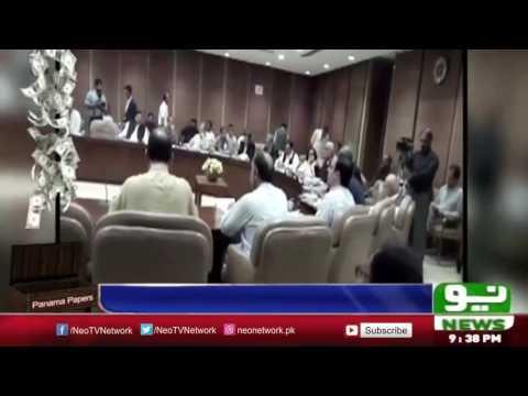 Sheikh Rasheed Fight During Public Accounts Meeting | Neo News