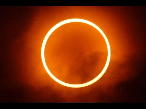 DIRECT SOLAR ECLIPSE PHENOMENOM IN INDONESIA