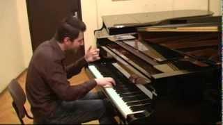 """L. van Beethoven - Sonata Op. 27 No. 1, """"Quasi una fantasia"""", 1st movement"""