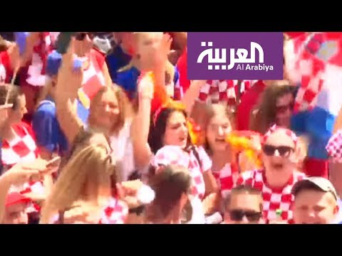 روسيا2018 | بين احتفالات فرنسا بالمونديال.. وكرواتيا في العاصمة زغرب