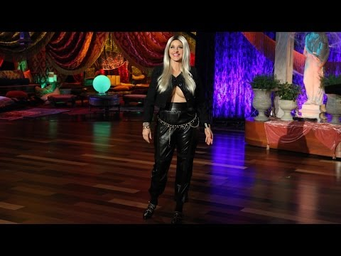 Ellen is Nicki Minaj for Halloween!