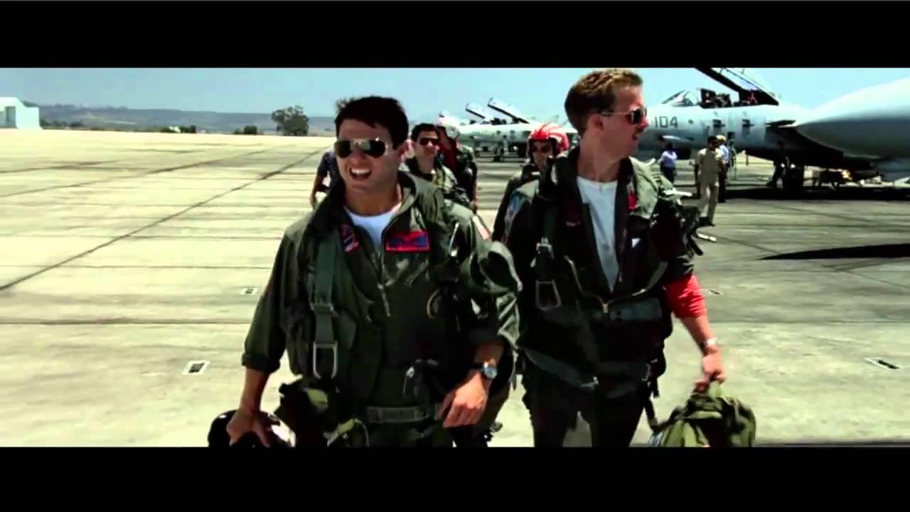 "Top Gun ""Need for..."